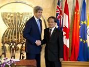 美国支持东盟维持地区和平与稳定的立场