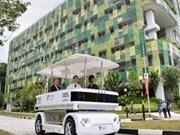 新加坡成功研发无人驾驶汽车