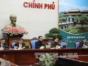 阮晋勇总理:各部委需有效展开各项应对气候变化行动计划