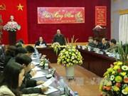 越南政府副总理:注重增加西北地区少数民族干部数量