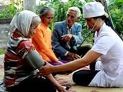 日本继续向越南提供教育卫生领域的支持