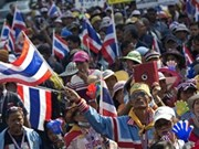 联合国呼吁泰国各方对话解决政治僵局