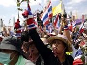 泰国取消对反对派领导人账户的冻结令