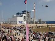 柬埔寨首家燃煤发电站投入运营