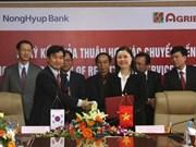 越南和韩国农村农业银行加强合作