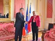 越南与法国加强法律与私法合作