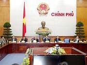 越南政府召开2014年2月份例行会议
