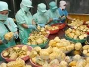 农产品进口额大幅增长