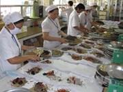 在俄罗斯越南人中医药分会正式成立