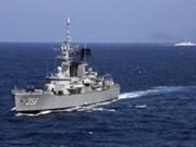 马菲同意和平解决东海争端