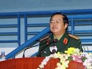 杜伯巳上将出席第11次东盟国家武装部队首脑非正式会议