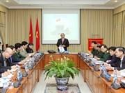 阮春福副总理:应确保胡志明主席陵墓安全与美观