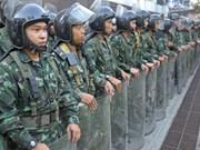 泰国看守政府与军方保持相互团结