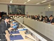 越南出席东盟欧盟安全与防务政策研讨会