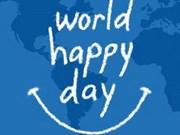 越南首次举办国际幸福日活动