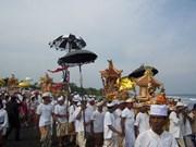 印度尼西亚:今年三月底期间游客不要赴巴厘岛旅游