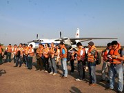 马航客机失踪事件:越南党和政府十分关切搜救工作