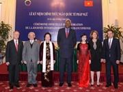 越南举行3月20日国际法语日纪念活动