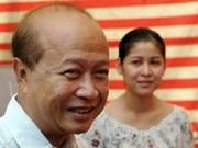 """柬埔寨:诺罗敦·拉那烈亲王成立""""君主主义人民社会党"""""""