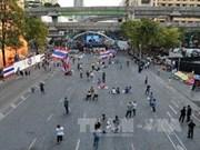 泰国解除曼谷和周边地区实施的紧急状态令