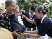越南国家主席张晋创会见红十字新月会秘书长