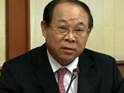 泰国上议院议长遭渎职指控