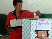 泰国宪法法院宣布2月2日举行的大选无效