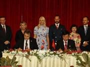 越南与挪威经贸投资合作潜力巨大