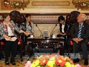 联合国开发计划署高度评价胡志明市扶贫成就