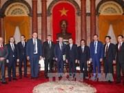 张晋创会见俄总统能源发展战略和生态安全委员会秘书长
