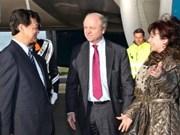 阮晋勇总理赴荷兰出席第三届核安全峰会