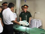 越南海军代表力量即将参加东盟多边海军演习