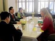 越南政府总理阮晋勇会见荷兰王妃