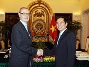 越南与欧盟举行第三次副部长级政治磋商