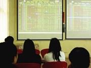 2014年前三个月越南证券指数增长18%至19%