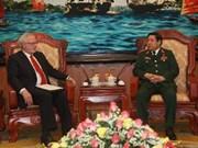 越南国防部长会见即将离任的美国驻越大使