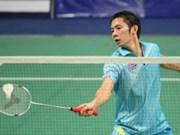 阮进明夺得2014年Ciputra—Hanoi 国际羽毛球杯冠军
