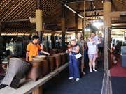 越南航空公司参加第二届越南国际旅游博览会