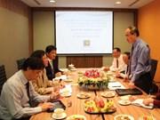 阮善仁圆满结束对新加坡的工作访问