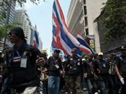 疑似二战遗留炸弹在泰国首都曼谷爆炸 致6人死亡18人伤
