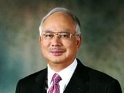 马来西亚总理对越进行正式访问