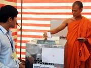 柬埔寨第二届各级地方议会选举今年五月举行