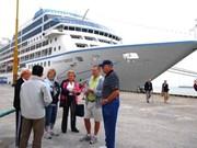 经航空和海路赴岘港市旅游的游客量猛增