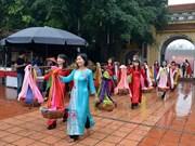 2014年春季推崇民族文化活动正式拉开序幕