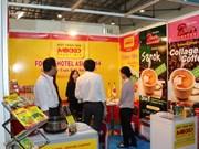 越南企业参加亚洲(新加坡)国际食品与酒店展
