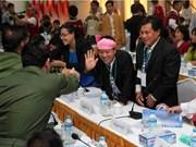缅甸政府与少数民族武装组织达成停火协议