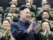 越南领导人向朝鲜新一届领导致贺电
