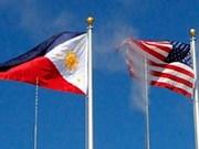 美菲就加强美国在菲律宾军事存在达成共识