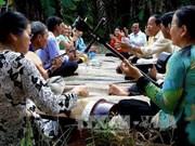越南薄辽省才子弹唱艺术节准备工作有序加速推进