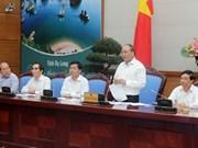 越南政府副总理:推进甲一号国道征地拆迁工作进度